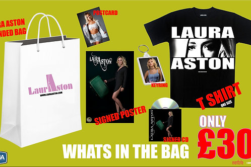 HARE & HOUNDS LIVE MERCHANDISE BAG