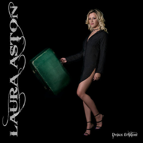LAURA ASTON THE DELUX EDITION CD (SIGNED COPY)