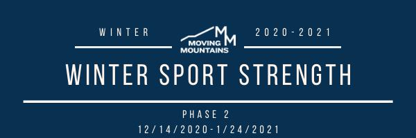This Week at Moving Mountains- 12/14