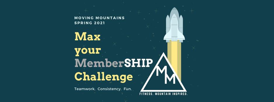 5/10- MAX your MemberSHIP Week 3