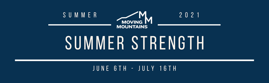 07/12 Phase 2 Summer Strength