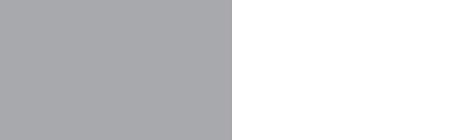 Fundo branco e cinza