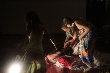 Trust the Image, Untitled Performance