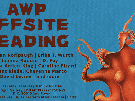 The Saturday AWP event you don't want to miss!