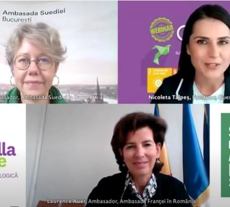 Cum indeplinesc Suedia si Franta Obiectivele de Dezvoltare Durabila - VIDEO