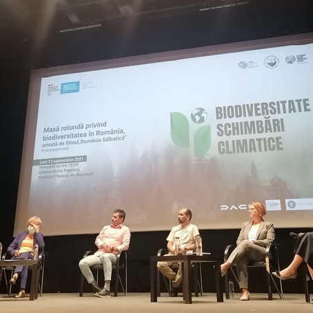 Eveniment dedicat biodiversitatii si avanpremiera documentarului Romania Salbatica
