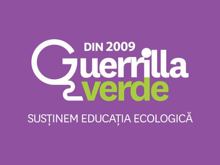 Guerrilla Verde prezinta Forumul Economiei Circulare