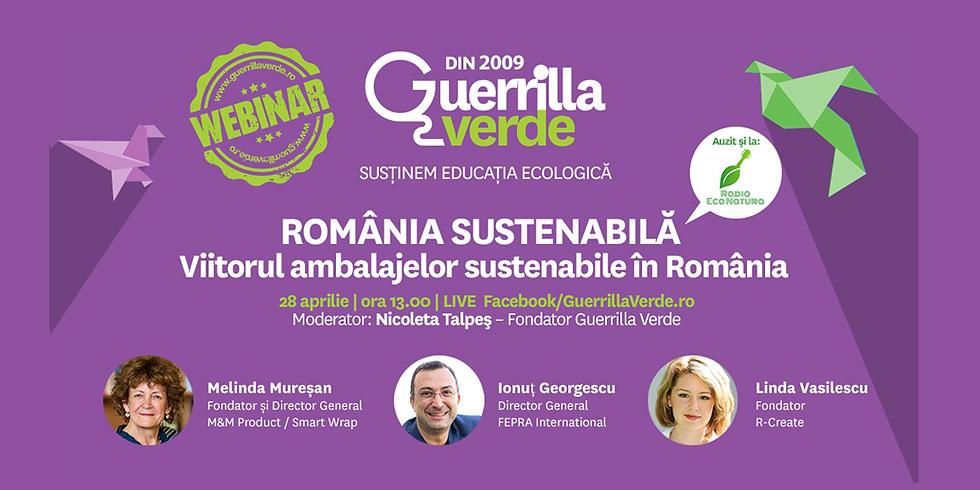 Viitorul ambalajelor sustenabile in Romania