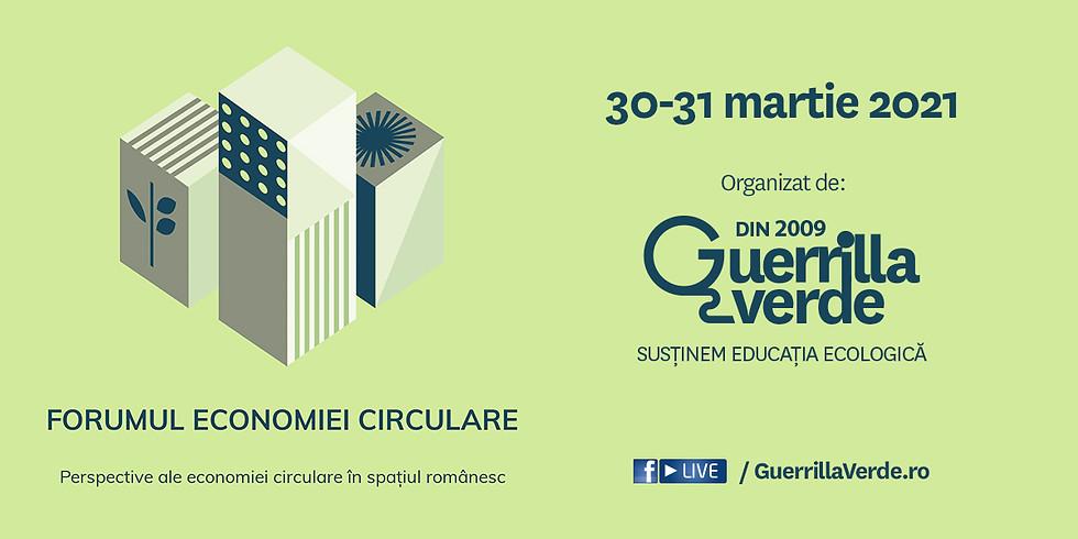 Forumul Economiei Circulare - Perspective ale economiei circulare în spatiul romanesc