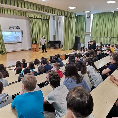 Eveniment dedicat educaţiei ecologice organizat în Bucureşti