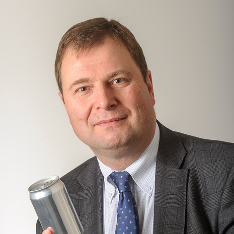 Maarten Labberton, Director Packaging Group, European Aluminium