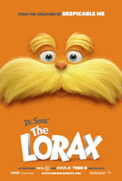 Dr. Seus The Lorax