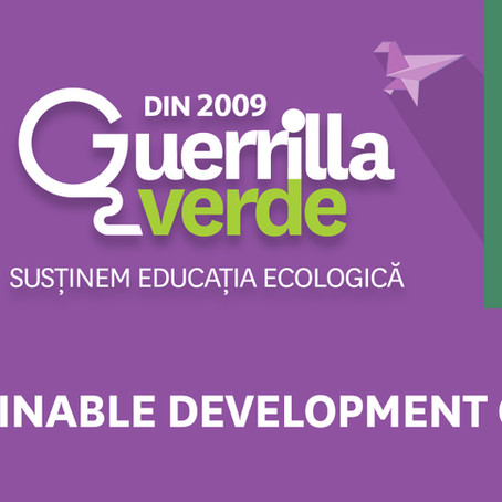 Guerrilla Verde: un an de la tranzitia in online