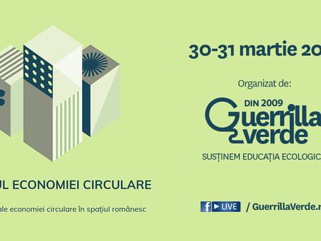 Perspective europene si romanesti privind economia circulara la Forumul Economiei Circulare