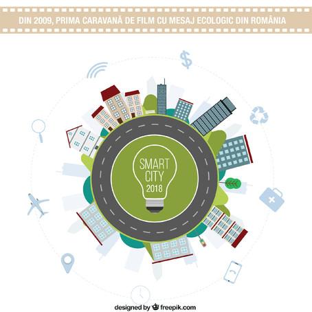 """Guerrilla Verde prezintă conceptul """"Smart City"""" în şcolile şi liceele din România"""