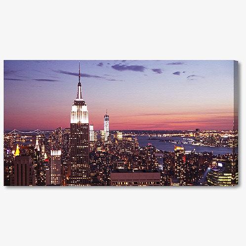 M1265 - Quadro moderno NYC grattacieli