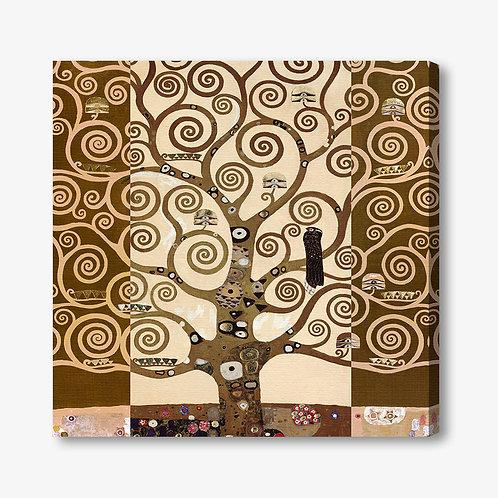M252 - Quadro classico Klimt albero della vita