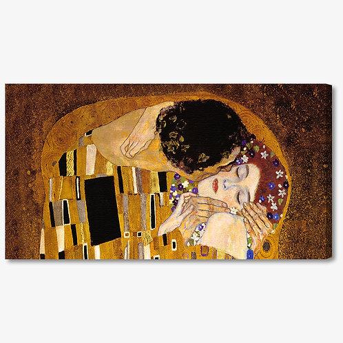 M067 - Quadro classico Il bacio di Klimt