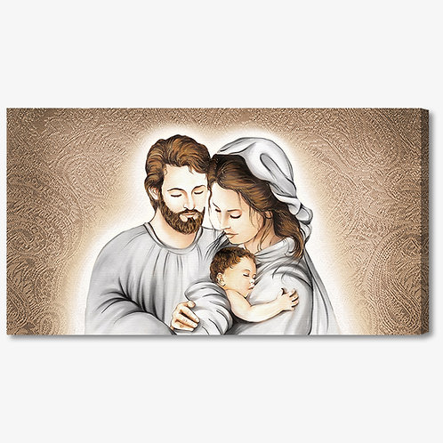 M1060 - Capoletto classico sacra famiglia