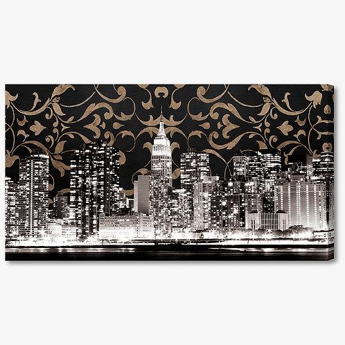 M962 - Quadro moderno NYC grattacieli