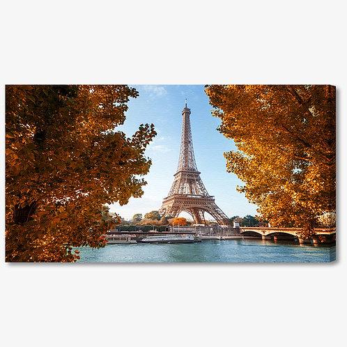 M1304 - Quadro moderno Parigi Torre Eiffel