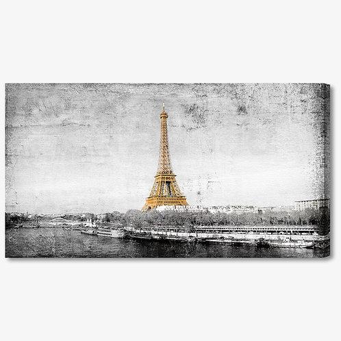 M138 - Quadro moderno Parigi Torre Eiffel