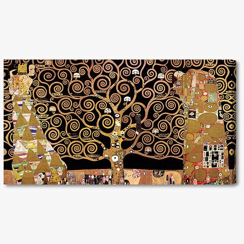 M550 - Quadro classico Klimt collage