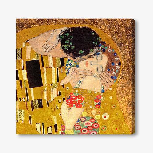 M069 - Quadro classico Il bacio di Klimt