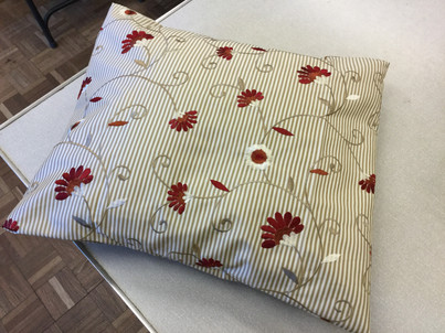 cushion cover workshop articulate bath 2