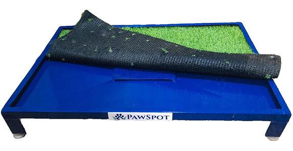 pawspot pet toilet loo training pee pads