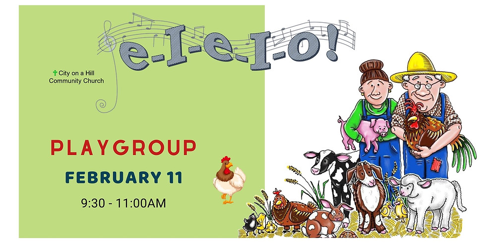 February Playgroup