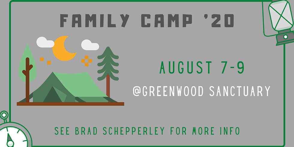 Family Camp '20