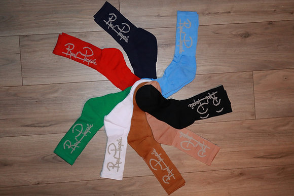 RealPeople Signature Sox