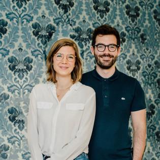 Flore & Zéphyr - Laura et Amaury