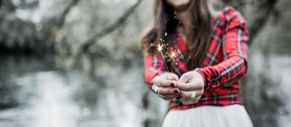 INSPIRATION / Mariage à Noël dans les bois