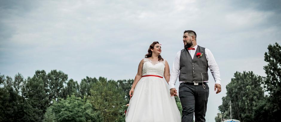 Mariage Rockabilly de P & L - Juillet 2018 - Alsace
