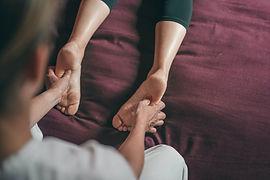shiatsu acupressure massage manchster uk
