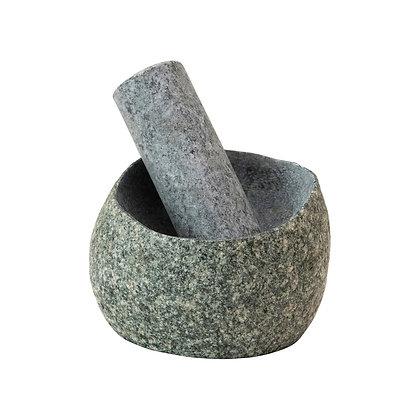 Stone Mortar & Pestle