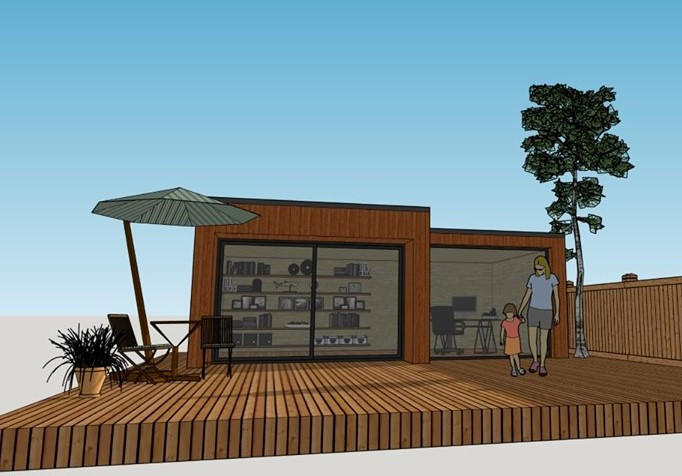 Studio4 Garden Rooms Harrogate
