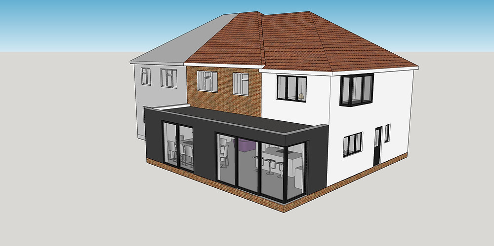 Property extension York