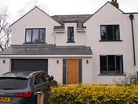 Extension of a property in Harrogate