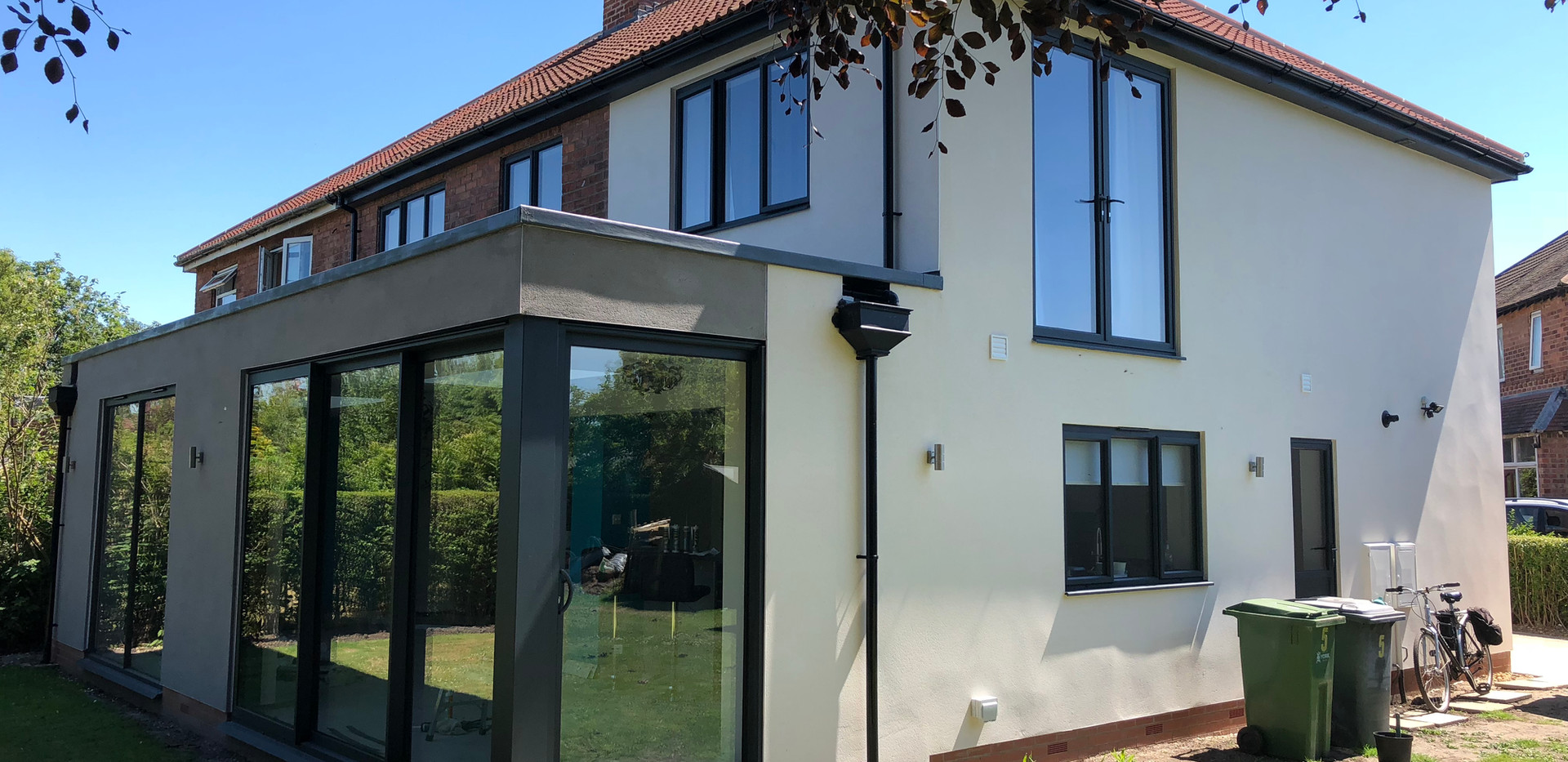 side and rear extension harrogate