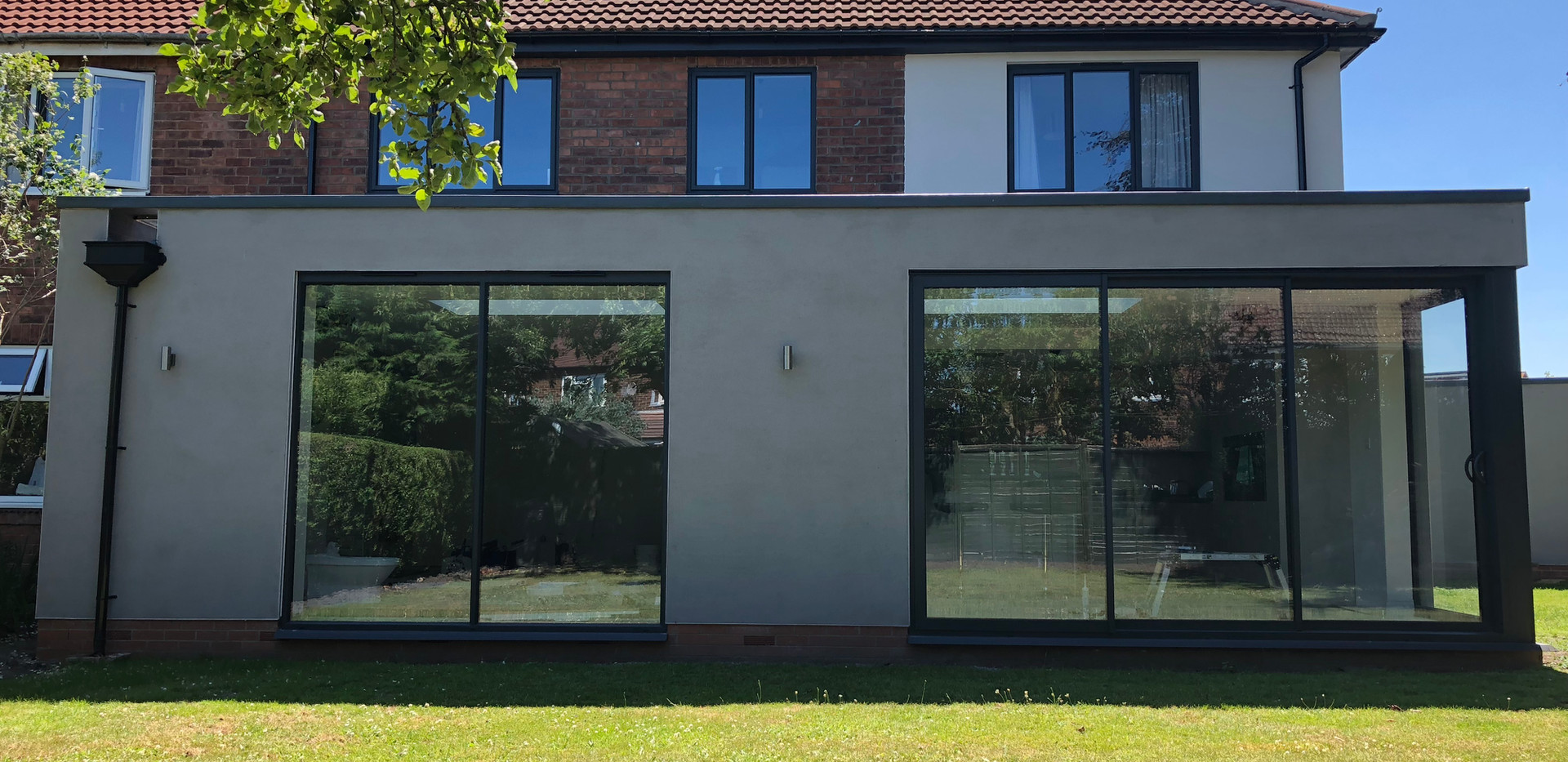 rear extension yorkshire