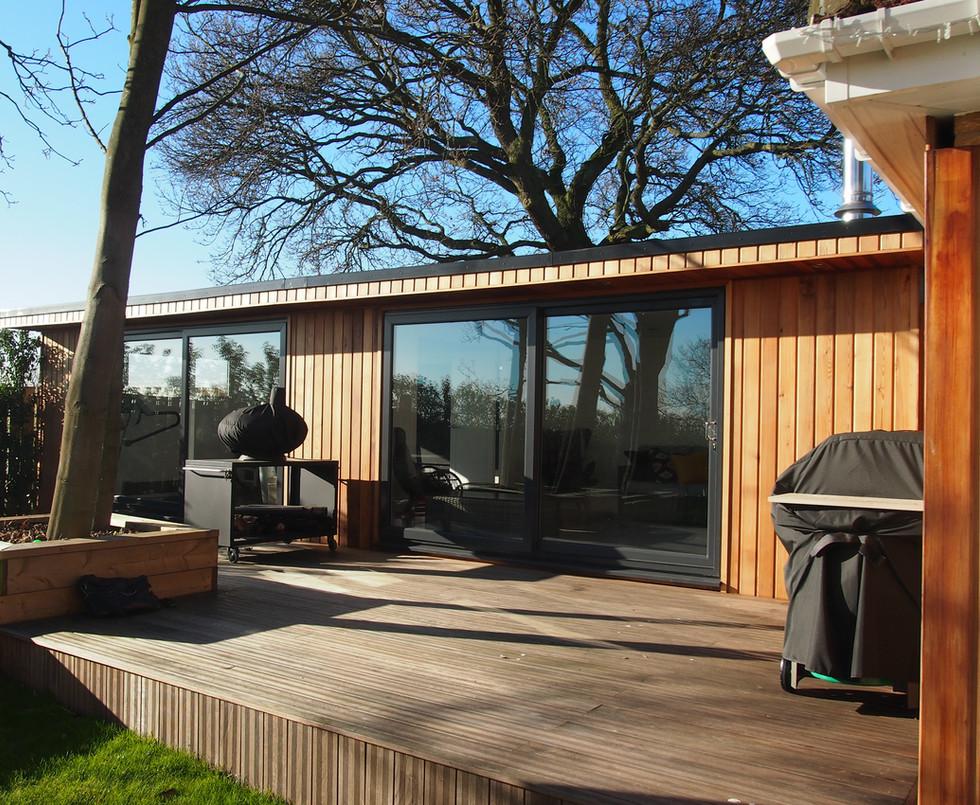 studio4 garden room