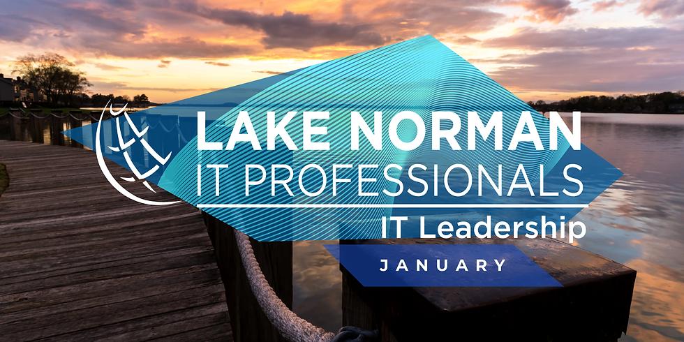 CIO Breakfast of Lake Norman - January 25, 2019