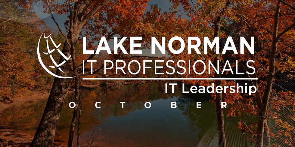 CIO Breakfast of Lake Norman - October 2018