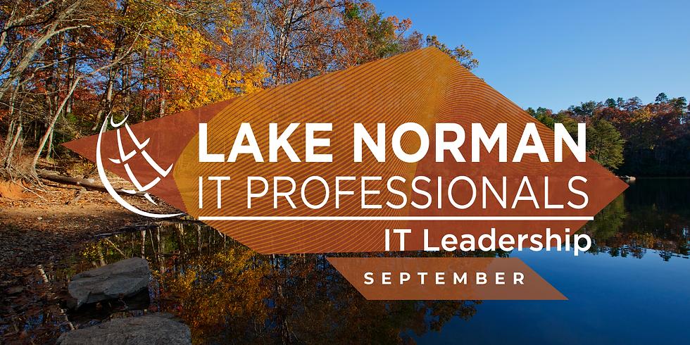 CIO Breakfast of Lake Norman - September 2018