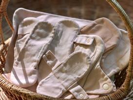 撫子(なでしこ)布ナプキン(催事で販売)