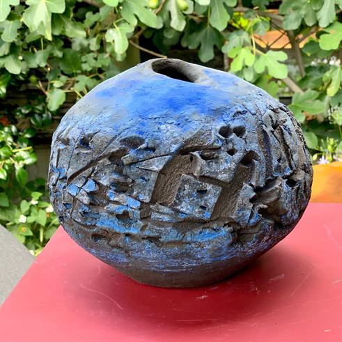 D-blauwe vaas-1
