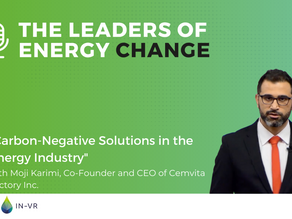 Carbon-Negative Solutions in the Energy Industry